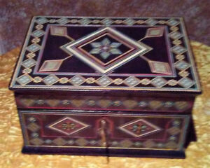 Jewelry Box - Ukrainian designed and crafted