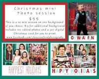Christmas Mini Photo Sessions