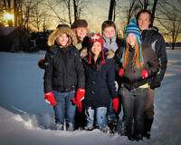 Canadian host family close to A.Y.Jackson Secondary