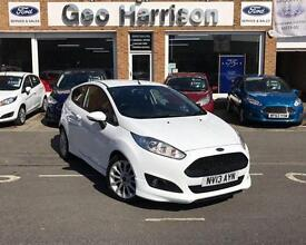 Ford Fiesta 1.0 125ps EcoBoost Zetec S 3dr - FULL SERVICE HISTORY