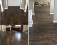 Installation flooring cost and quality - free quote