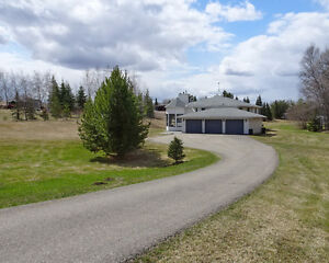 3 Acres in a Quiet Subdivision and Large Family Home!