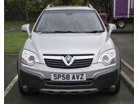 Vauxhall/Opel Antara 2.0CDTi 16v 2008MY SE