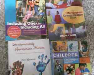 Early childhood textbooks