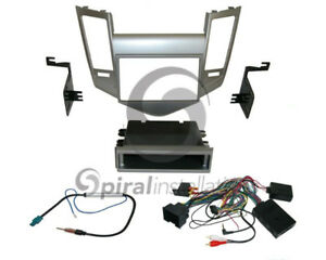 Radio Stereo Dash Kit SWC Combo SD/D 2011 and up chevrolet cruze