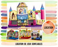 LOCATION DE JEUX GONFLABLES