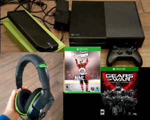 XBOX One 500gb bundle trade for PS4 bundle