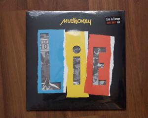 Mudhoney - LiE (Live in Europe, 2018) Vinyl Record NEW & SEALED