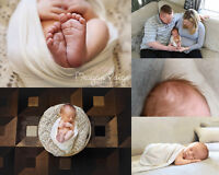 Calgary Newborn Photography - Starting at $300 with digitals