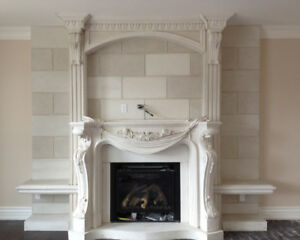 FIREPLACE MANTEL ON SALE-MARKHAM-RICHMOND HILL-TORONTO