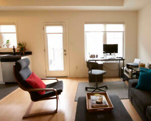 2 Bedroom Euro Townhouse available Dec 1/18