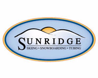 Work full time at Sunridge Ski Area