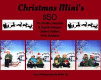 Christmas Mini Sessions