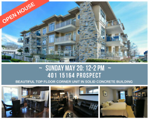OPEN HOUSE: Fantastic 2 Bedroom Condo with Mountain View