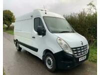 2012 Renault Master MM35 DCI S/R PANEL VAN Diesel Manual