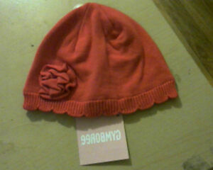 Baby Girl Scallop Beanie from gymboree.[new]
