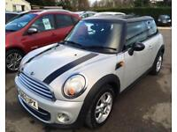 2012 62 MINI HATCH COOPER 1.6 COOPER 3D 122 BHP