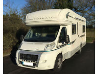 Auto Trail Cheyenne 660 SE 4 berth fixed rear bed motorhome for sale