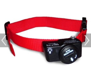 LF  Pets are Wireless Dog Containment Collar