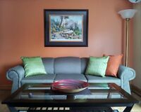 Fully Furnished One Bedroom Executive Suite - Daily or Weekly
