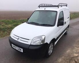 2007 57 CITROEN BERLINGO 600 ENTERPRISE SWB H/C HDI DIESEL