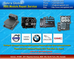 ABS/ TCS/ ASR MODUL REPAIR AND REBUILD