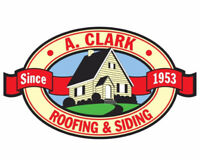 A. Clark Roofing & Siding Needs Skilled Installers! Great Rates!