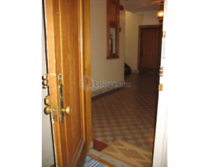 HEATED 3.5 APT for RENT in MARCH -CSL