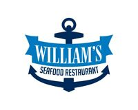 Williams Seafood Now Hiring