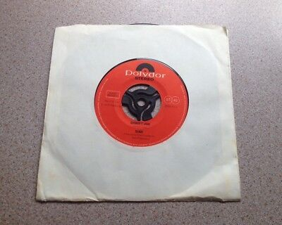 "Slade - Gudbuy T' Jane / I Won't Let It 'Appen Agen. 7"" vinyl single (1972)"