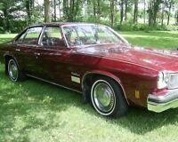1975 Oldsmobile Cutlass Sedan