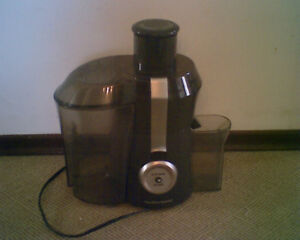 Hamilton Beach Juicer - Large Mouth
