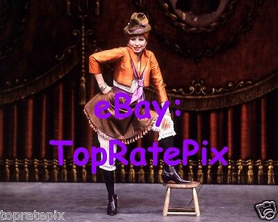 BARBRA STREISAND  -  Funny Girl  (Broadway)  Rare  8x10 Photo  #2