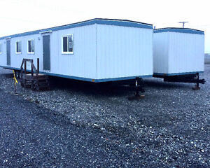 Mobile Office Trailers for Sale or Rent