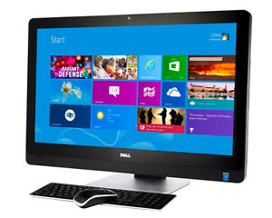 Dell XPS 27 All-in-One With Quad HD Touch Display