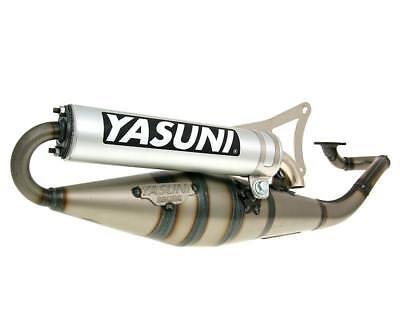 Auspuff YASUNI R CarbonYamaha Aerox Malaguti F 12 MBK Nitro Aprilia SR
