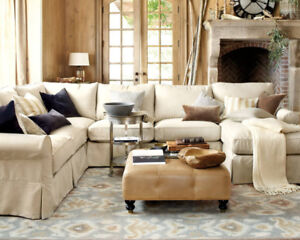 SLIPCOVER FOR LOVESEAT OR OVERSIZED CHAIR