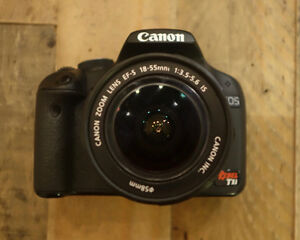 Canon T1i / 500D
