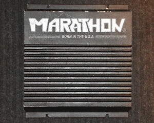 Marathon US-250 2-Channel Bridgeable Amplifier, 200 Watts