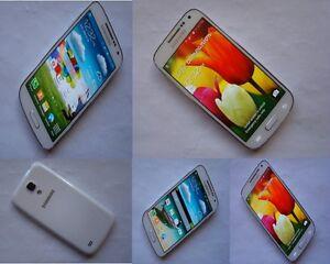 """SAMSUNG GALAXY S4 MINI 4.3"""" SCREEN 16GB WHITE SMART PHONE NO CON"""