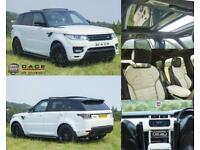2014 14 LAND ROVER RANGE ROVER SPORT 3.0 SDV6 AUTOBIOGRAPHY DYNAMIC 5DR AUTOMATI