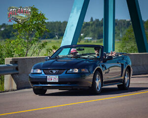 2001 Ford Mustang Convertible, V6, Automatic