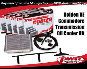 PWR TRANSMISSION OIL COOLER KIT HOLDEN COMMODORE VE V6 & V8 PWO7267