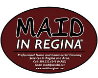 MAID IN REGINA HOUSE CLEANING