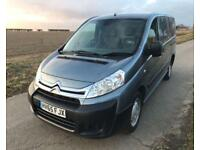 2015 65 CITROEN DISPATCH 1200 L2H1 ENTERPRISE HDI DIESEL