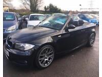 2008 BMW 1 SERIES 2.0 118I M SPORT 2D 141 BHP