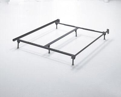 Ashley Furniture Q/K/CK Bolt on Bed Frame Frames & Rails Bla