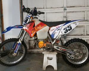 2013 KTM 105 NEED GONE ASAP