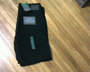 Mens Denver Hayes Black Jeans with Tencel[new] 36X30&36X32