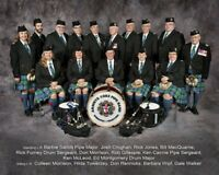 Pipes & Drums for hire!